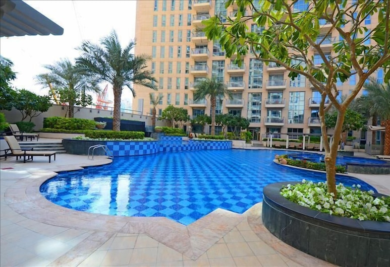 Vacation bay Standpoint Tower A, Dubai, Outdoor Pool