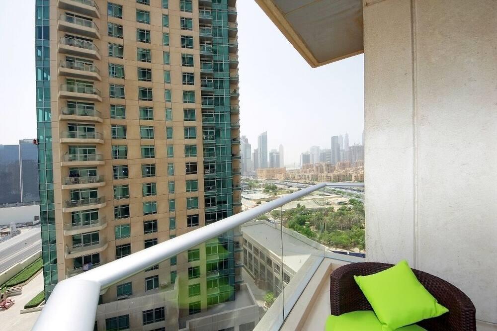 Apartamento, Vista Piscina - Varanda