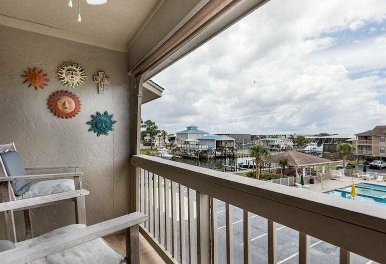 Casa Del Marina 218 by Meyer Vacation Rentals, Orange Beach, Byt, 2 spálne, Balkón