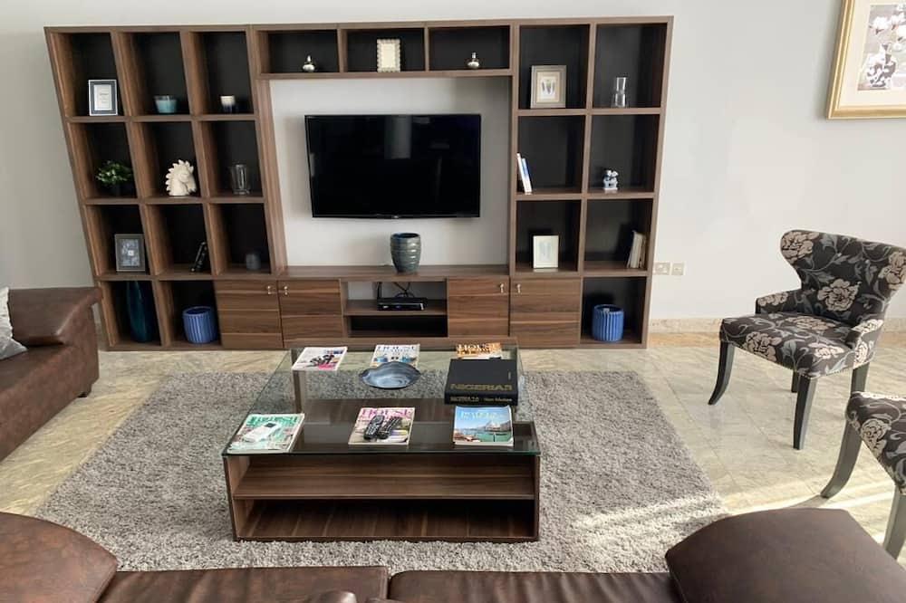Appartement Exclusif - Coin séjour