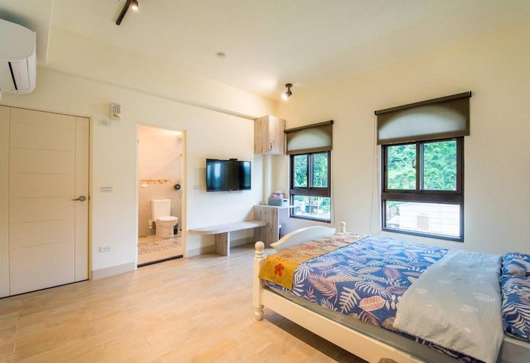 Water 46 Homestay, Xiulin, חדר זוגי, חדר אורחים