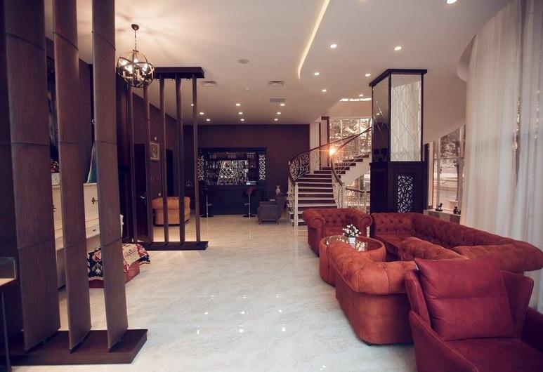 My Way Boulevard Hotel, Ganja, Lobby Sitting Area