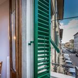Classic-Apartment, 1 Schlafzimmer - Balkon