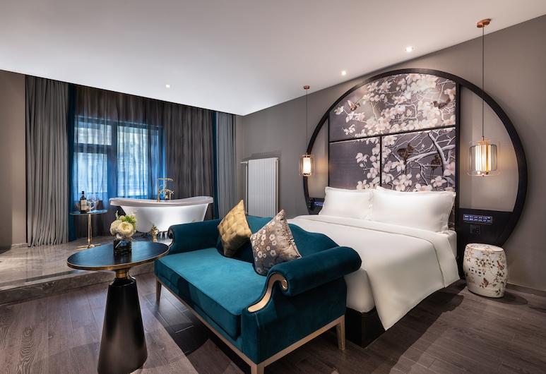 桔子水晶北京王府井大街酒店, 北京市, 江南, 客房