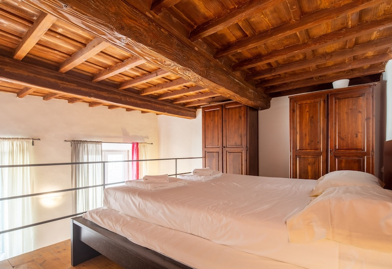 Palazzo Vecchio Place, Florence, Loft Confort, 1 chambre, Chambre