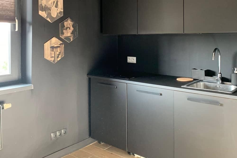 Pokój dla 4 osób (P2) - Wspólna kuchnia