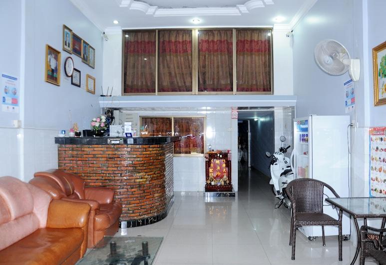 高棉村青年旅舍, 金邊, 大堂