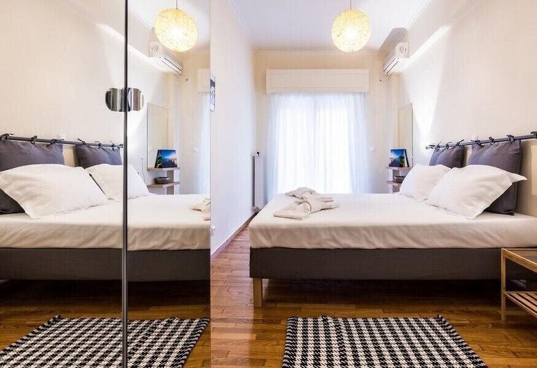 Brand new apartment with one bedroom, Ateena, Huoneisto, 1 makuuhuone, Huone