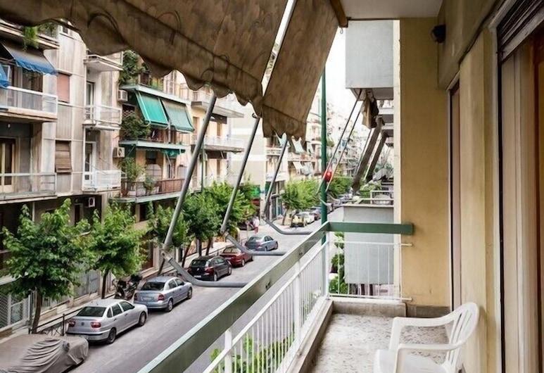 Spacious apartment with 3 bedrooms, Atenas, Apartamento, 3 quartos, Varanda