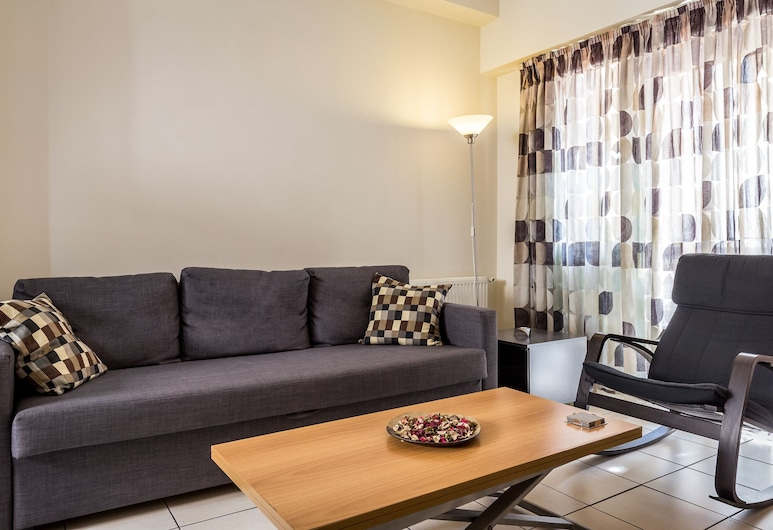 Centrally located apartment - Acropolis, Athens, Apartment, 1 Bedroom, Bilik Rehat