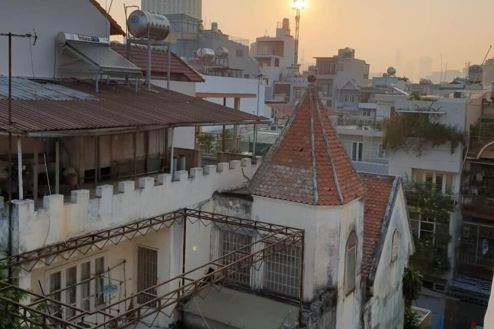 Deluxe-Studio - Blick auf die Stadt