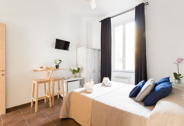 Domus Victoria, Rome, Classic Double Room, Guest Room