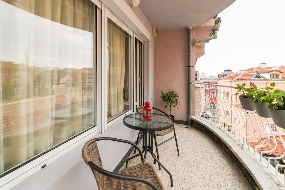 Apartment, 1 Bedroom, Balcony, City View - Balcony