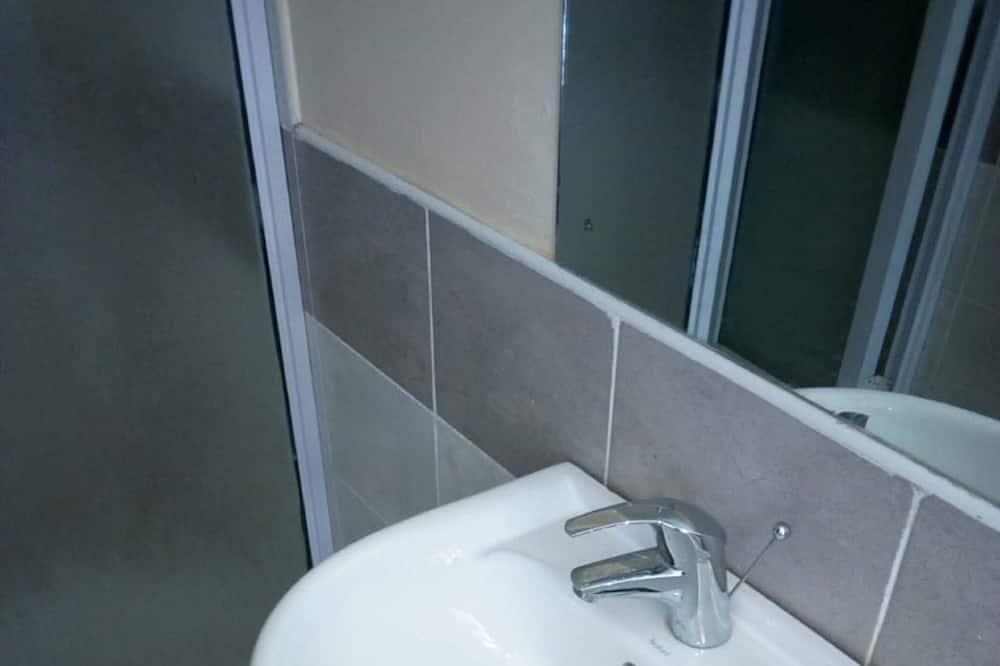 غرفة مزدوجة - حوض الحمام