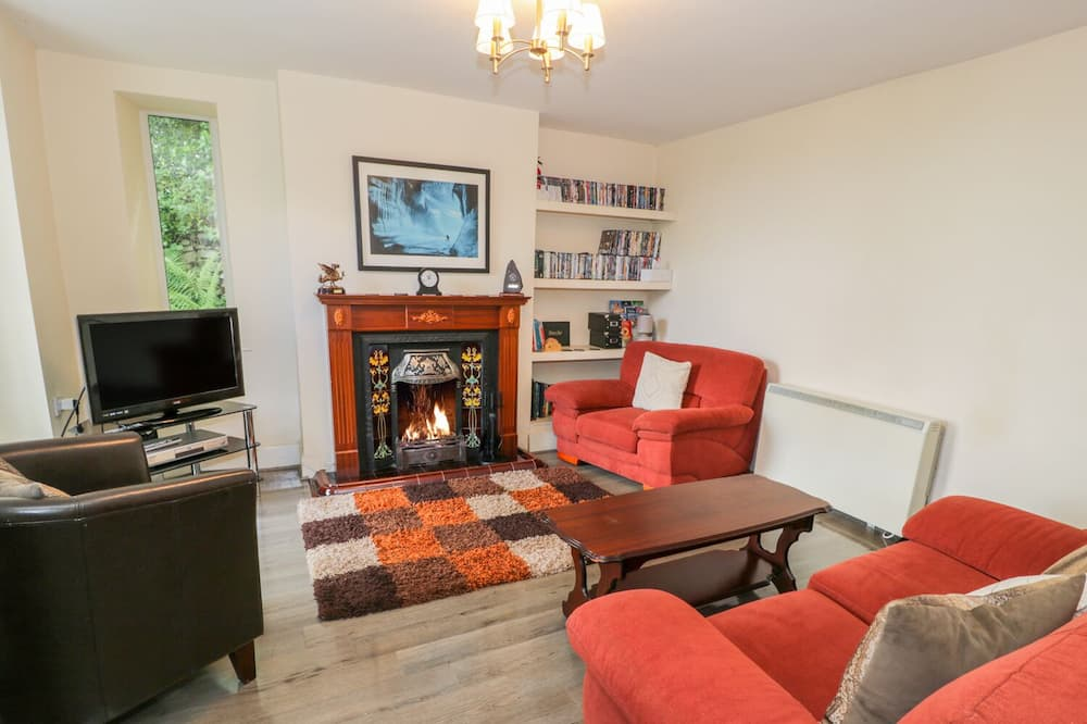 Cottage - Phòng khách