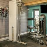 Kır Evi - Fitness Salonu