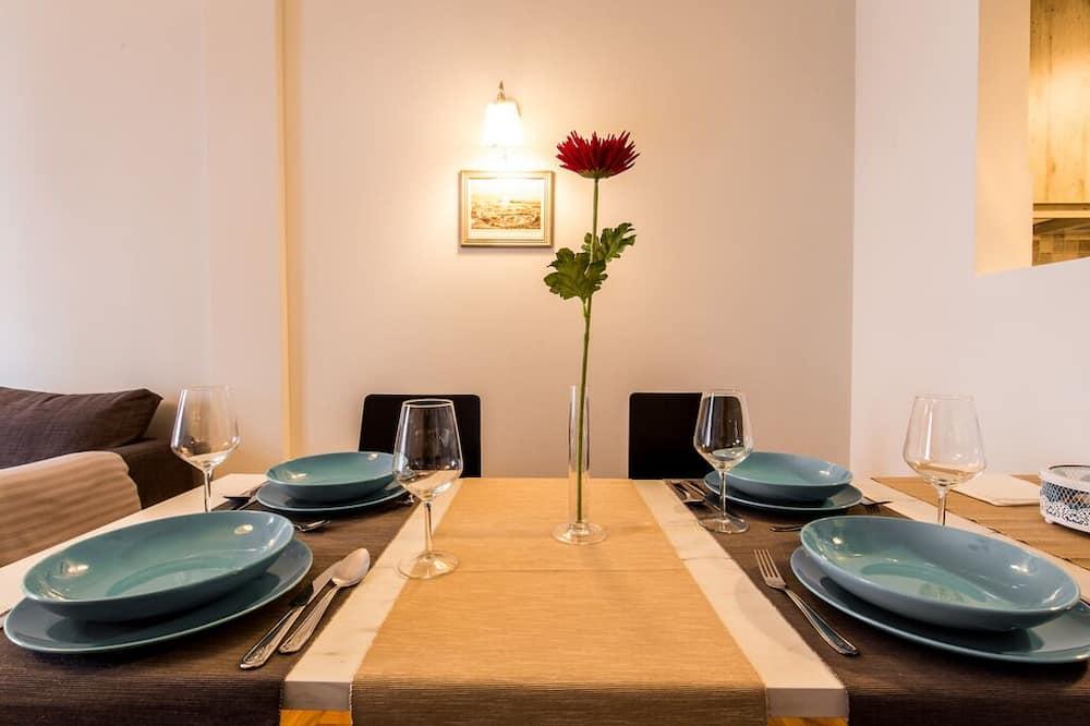 公寓, 2 間臥室 - 客房內用餐