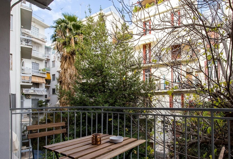 Adorable apartment under Acropolis, Athens, Apartment, 2 Bedrooms, Balcony