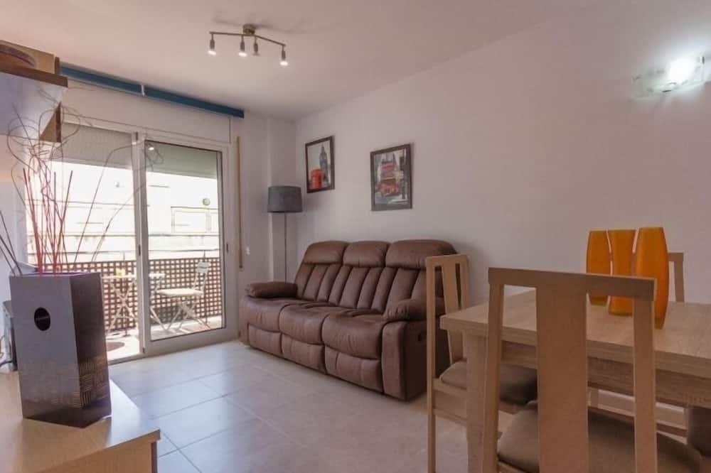 Apartman, 2 spavaće sobe, terasa - Dnevna soba