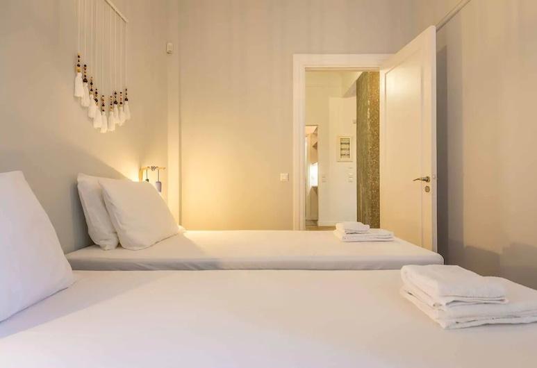 Welcome To The Address In Kolonaki, Atenas, Apartamento, 2 quartos, Quarto