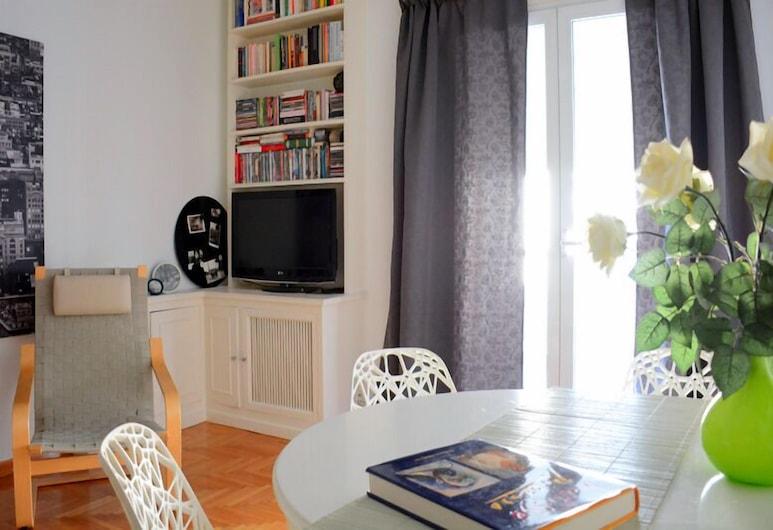 Μοντέρνο διαμέρισμα 1 υ/δ στο κέντρο της πόλης, Αθήνα, Διαμέρισμα, Περιοχή καθιστικού