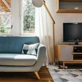 Comfort-Doppelzimmer, Mehrere Betten, Gemeinschaftsbad - Wohnbereich
