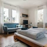 Comfort-Doppelzimmer, Mehrere Betten, Gemeinschaftsbad - Zimmer