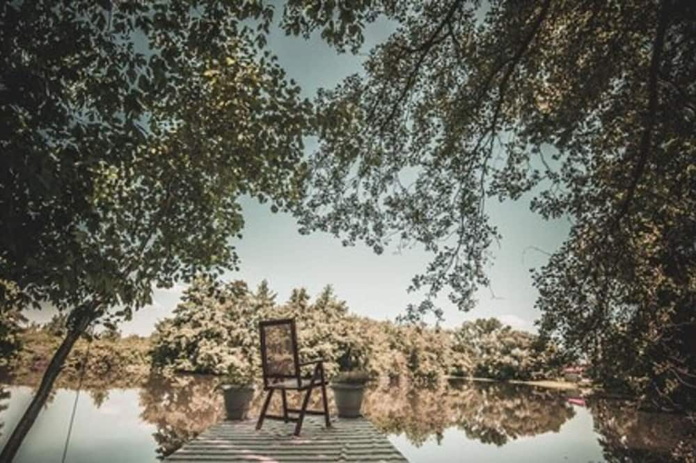 Suite, Seeblick - Blick aufs Wasser