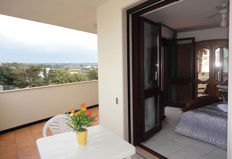 Palm Beach Garden, Ugento, Dvojlôžková izba, Balkón