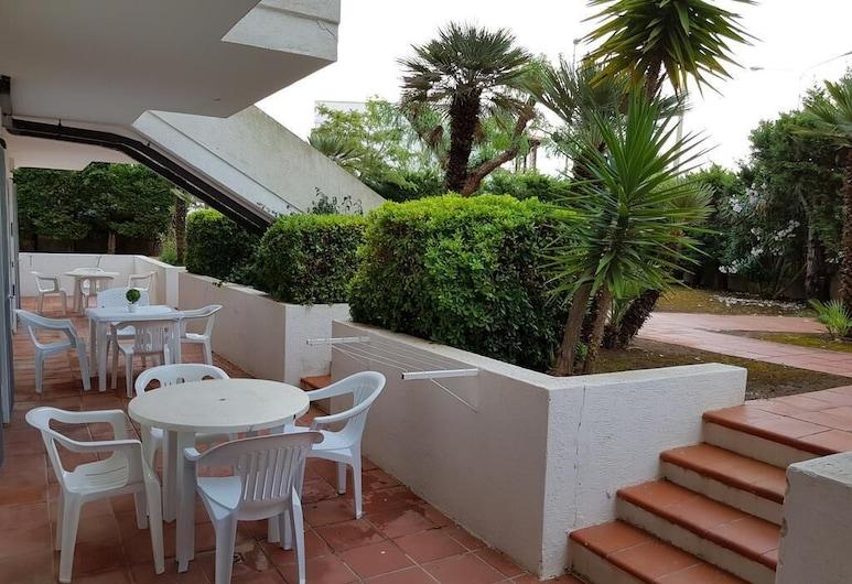 Baia dei Pini Residence, Ugento, Apartmán, 1 spálňa (5), Terasa