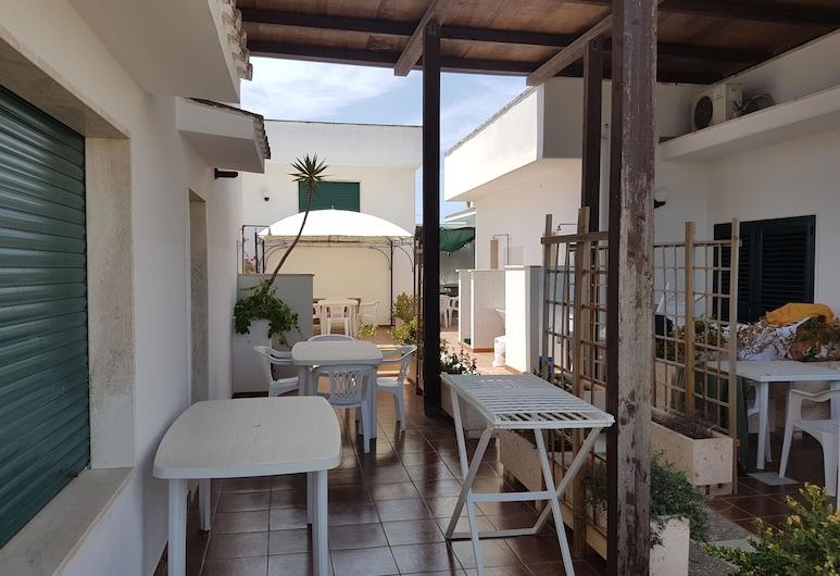 Spiagge del Salento Residence, Ugento, Studio, Kitchenette, Terrace/Patio