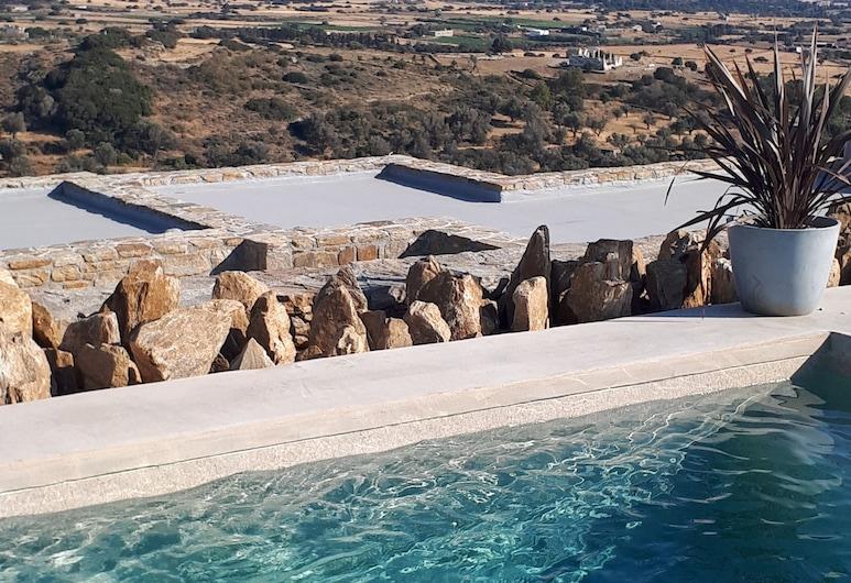 Ayiopetra Exclusive Getaways, Naxos, Bazén