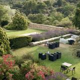 Dvojlôžková izba typu Superior, s výhľadom do záhrady - Výhľad na záhradu