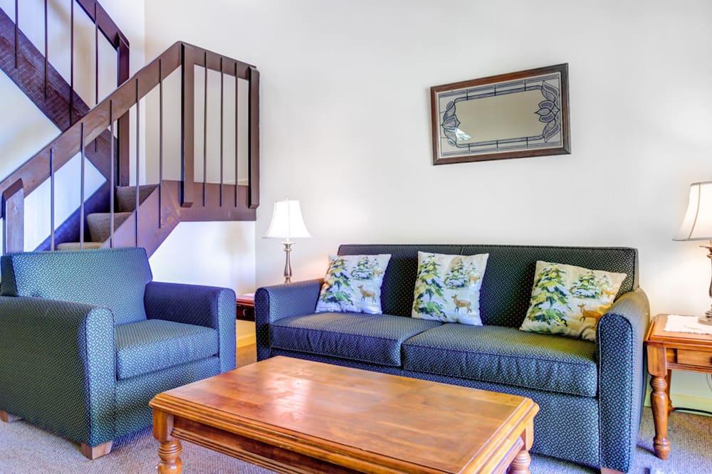 Condo, 1 Bedroom - Living Room