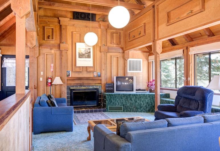 Timberlodge Cabin, Nacionalni park Yosemite, Kuća u prirodi, 2 spavaće sobe, Dnevna soba