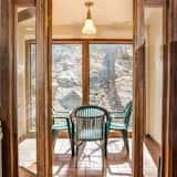 Domek, 1 ložnice - Balkón