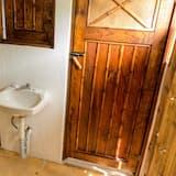 Standard-Ferienhütte - Badezimmer