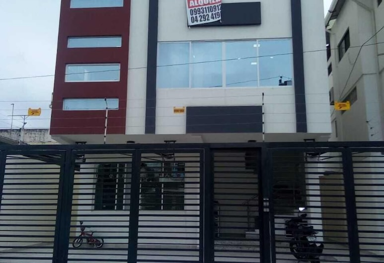 Stylish Apartament, Guayaquil, ด้านหน้าของโรงแรม