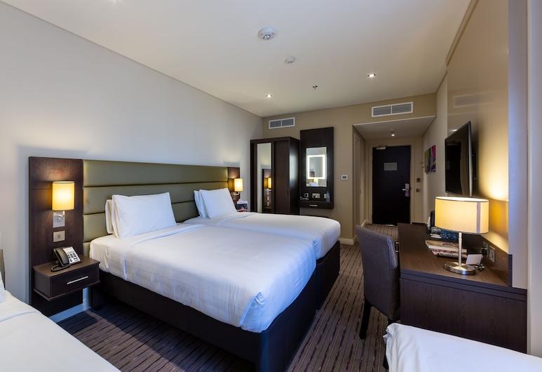 Premier Inn Doha Airport, Doha, Habitación familiar, Varias camas, no fumadores, Habitación