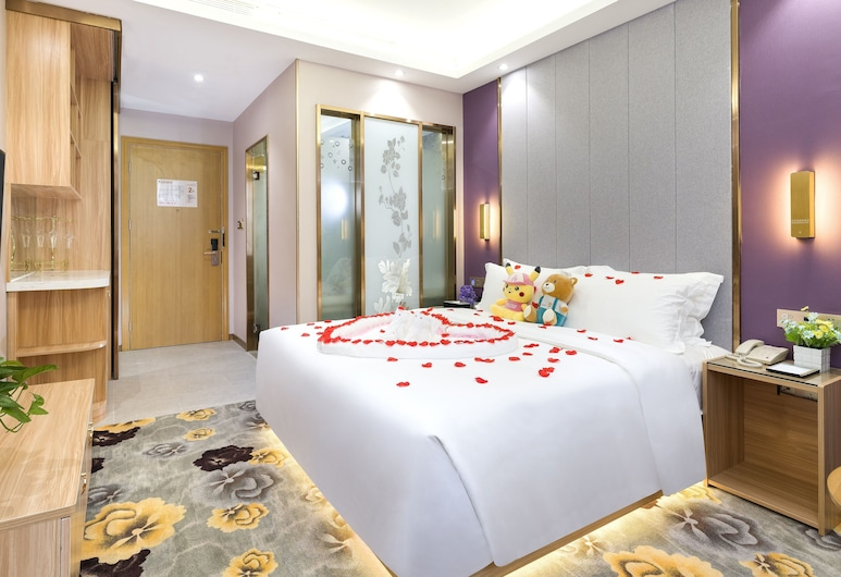 Andatong International Hotel , Shenzhen, Deluxe King Room, Guest Room