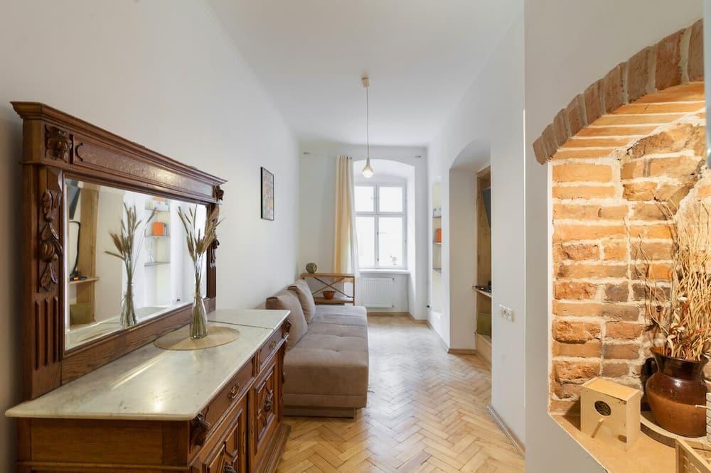 شقة عادية - سرير مزدوج مع أريكة سرير - منطقة المعيشة