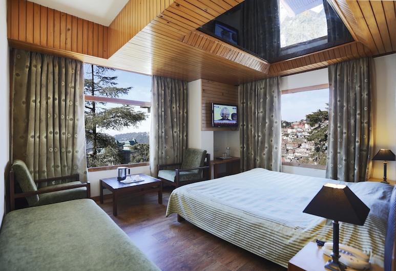 HOTEL SHINGAR, Shimla, Camera Superior con letto matrimoniale o 2 letti singoli, Camera