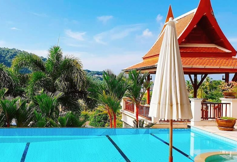 Le Chada Villa, Karon, Outdoor Pool