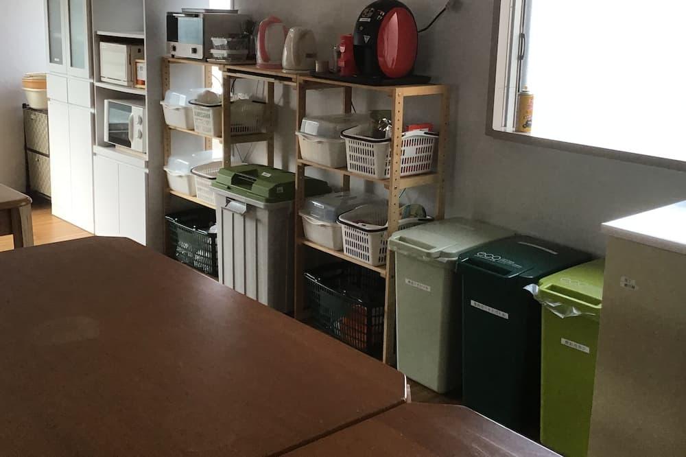 Room (#3 for 6 Guests) - Kemudahan dapur berkongsi
