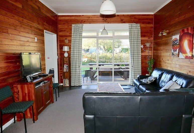 9 Leamington Street, Hanmer Springs, Hus, 4 soverom, Oppholdsområde