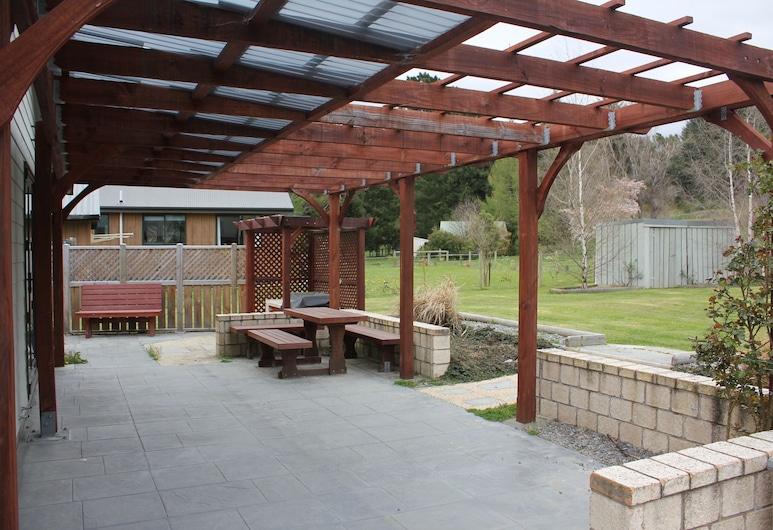 80 Jacks Pass Road, Hanmer Springs, Terasa/trijem