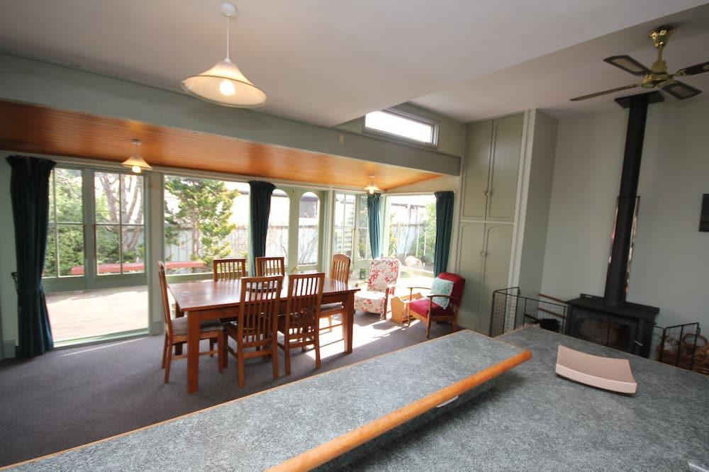 Maison, 3 chambres - Coin séjour