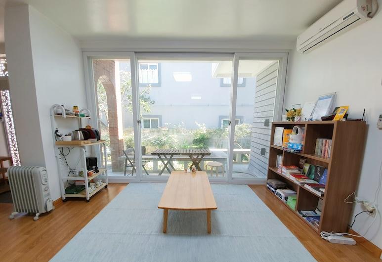 Byulbam - Hostel, Gwangju, Spoločná zdieľaná izba, len pre ženy, Obývacie priestory