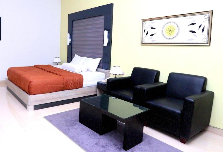 Musdalifah Hotel Resort, Kabupaten de Sumenep, Suite Exécutive, Chambre