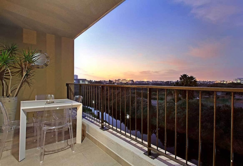 Waters Edge 219, Cape Town, Apartman, Balkon